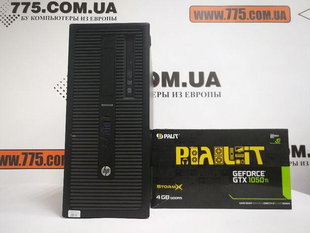 Игровой компьютер, Core i3 3.4GHz, 8GB RAM, SSD+HDD, GTX 1050Ti