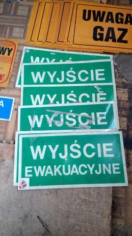 Loftt tablice ostrzegawcze PRL .kolekcjonerskie
