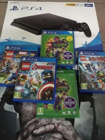 Lego Ninjago DC Villains 2 Marvel Super Hero 2 Avengers PS4 Xbox One