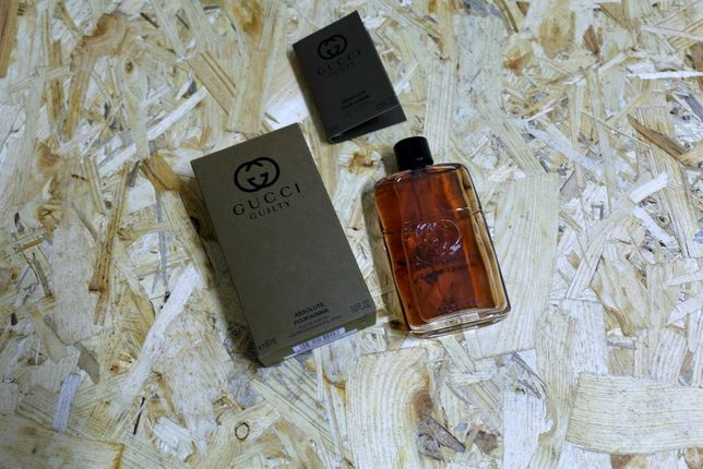 Gucci Guilty Absolute Pour Homme, 90ml.