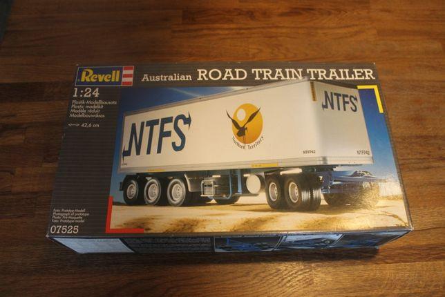 Unikat Revell Australian Road Train Trailler