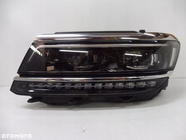 VW TIGUAN 5NN LAMPA LEWA FULL LED NM