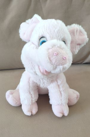 Мягкая игрушка свинка 30 см
