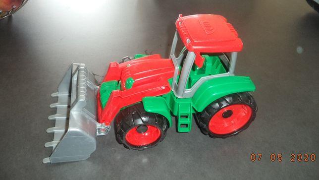 za 1/3 ceny traktor - spychacz Firmy LENA