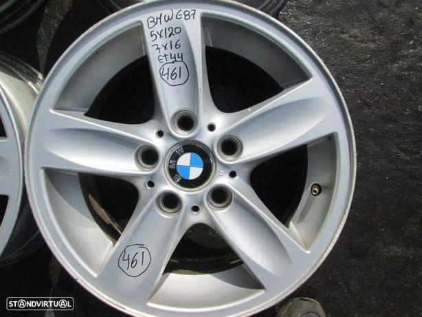 Jogo de Jantes JGJANT461 BMW / E 87 / ET 44 / 7X16 / 5X120 /
