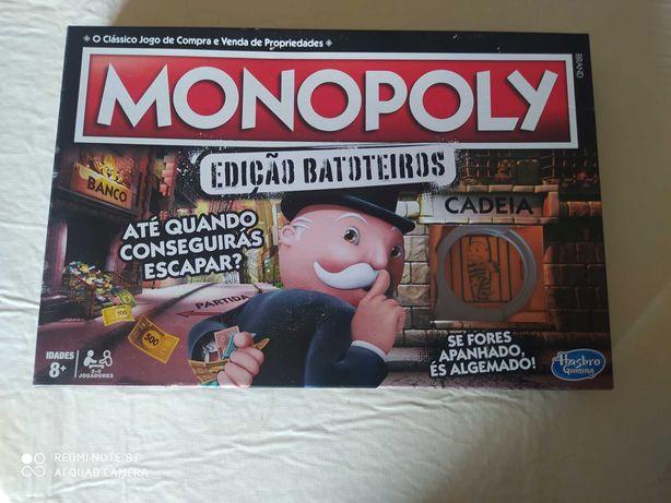 Monopólio - Edição Batoteiros (novo)