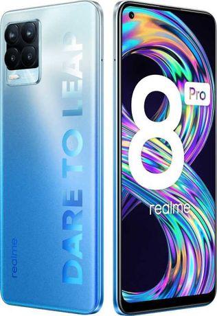 Realme 8 Pro 8/128 Samsung 108Mp (xiaomi redmi note 10 pro)Q3