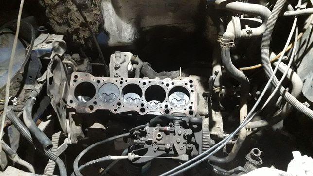 Двигатель VOLKSVAGEN T4 2.4 дизель, 2002 г.в.