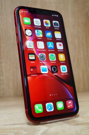 Apple iPhone XR Product Red 128GB Оригинал, супер состояние