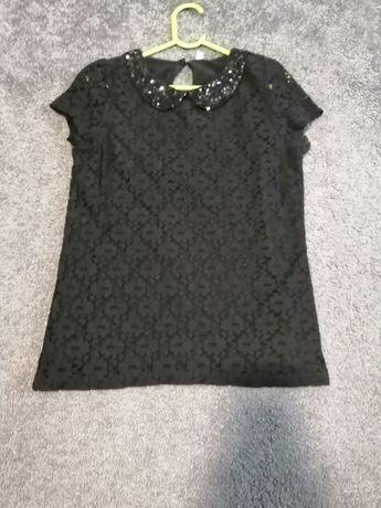 Śliczna koronkowa bluzeczka, 10-11 lat