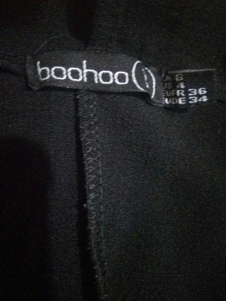 Брюки Boohoo и юбка классика