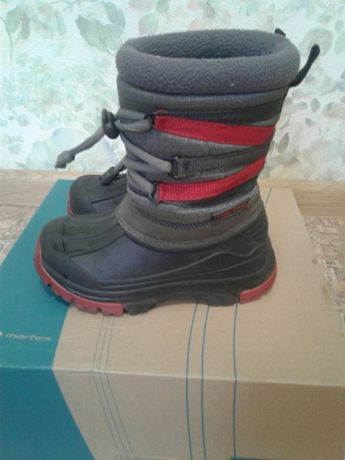 Ботинки сноубутсы размер 27