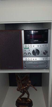 Mini wieża sony cd mp3