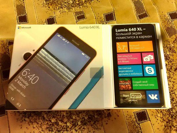 "Microsoft Lumia 640 XL. Dual SIM 5.7"". NFC"