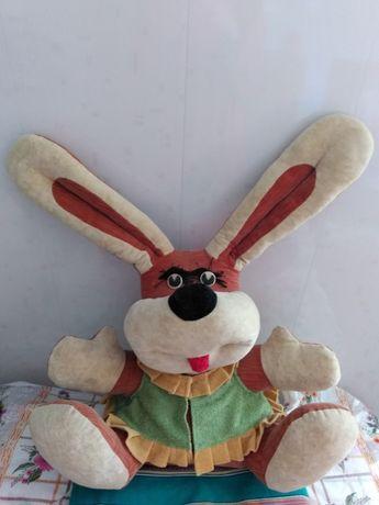 Игрушка заяц Ливс