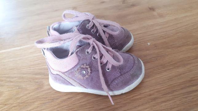 Buty, buciki Superfit 19 dla dziewczynki. Półbuty