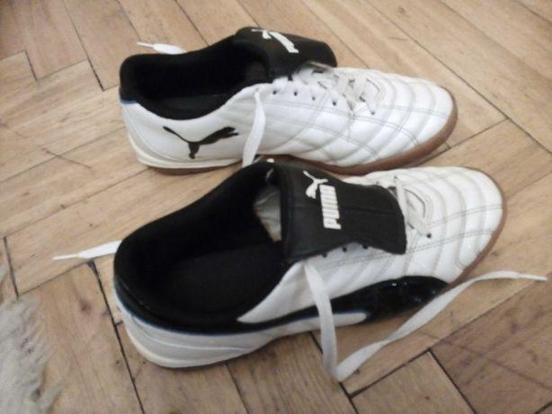 Buty sportowe, halówki PUMA, rozmiar 40.