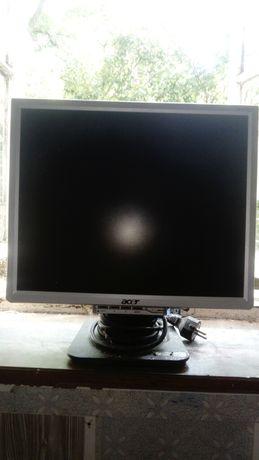 Monitor płaski Acer 17 cali