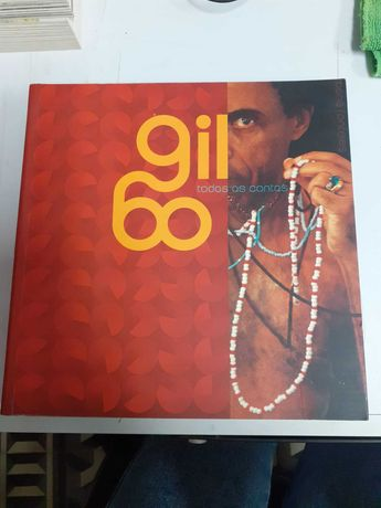 "Livro ""Gilberto Gil Todas as Contas"" Autografado"
