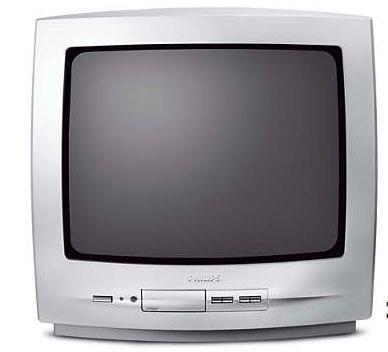 Vendo TV Marca Philips. Modelo 14PT1620/01. Silver. Funciona impecável