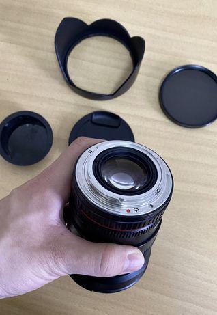 Продам объектив Samyang 35 mm F1.4 canon в хорошем состоянии