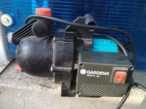 Gardena 3000/4 с форсунками для полива