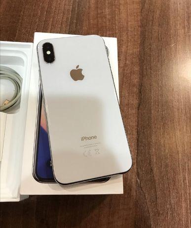 Продаем iPhоne X 256 гб
