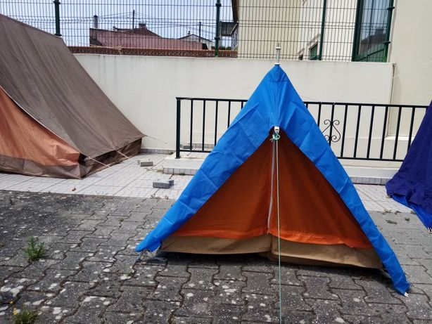 Vendo Tenda para 1 pessoa em ótimo estado e muito pouco uso