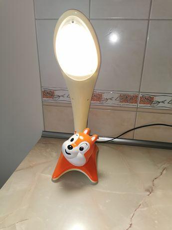 Lampka na biurko 18w okazja