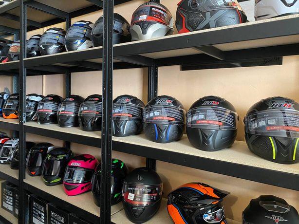 Мотошлемы Мотошлем шлем для мотоцикла мопеда скутера Выбор! Все разм