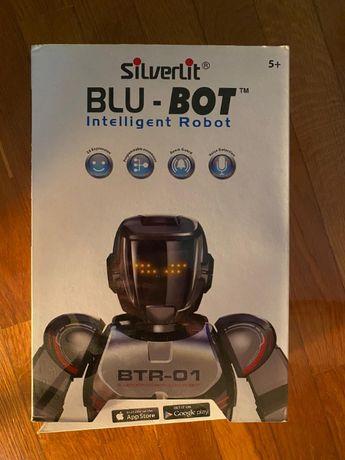Robot programável por bluetooth Silverlit Blu-Bot BTR-01