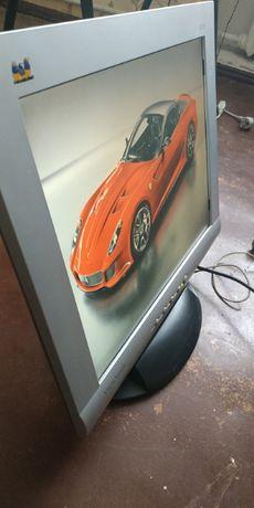 Монитор 17 дюймов VGAэкран дисплей ЖК