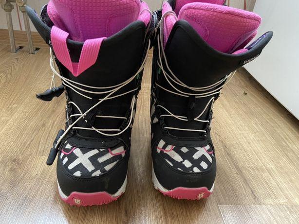 Сноубордические ботинки BURTON EMERALD 2016 г.