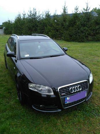 Audi a4 sline 2007r.  zatarty silnik