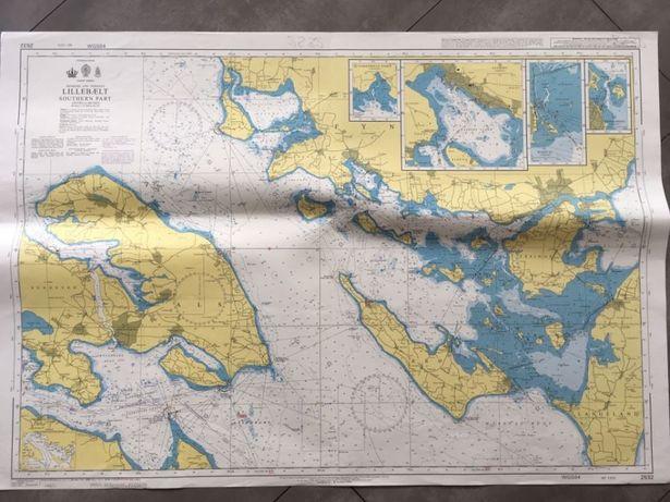 Mapy morskie