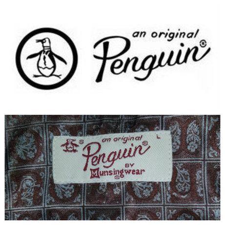 Kamizelka penguin L