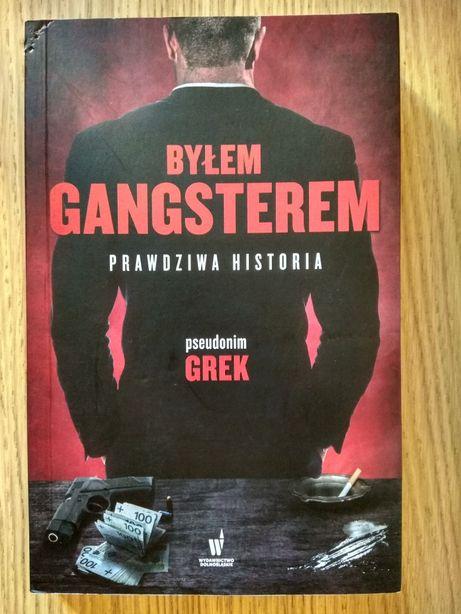 Książka Grek - Bylem Gangsterem