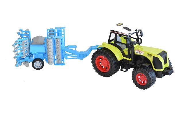 Ciągnik CLAAS uprawowo-siewny do kukurydzy XL