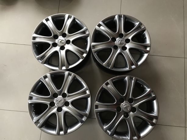 17/5/114,3 диски  оригинал Lexus
