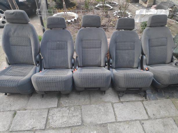Fotele Seat Alhambra