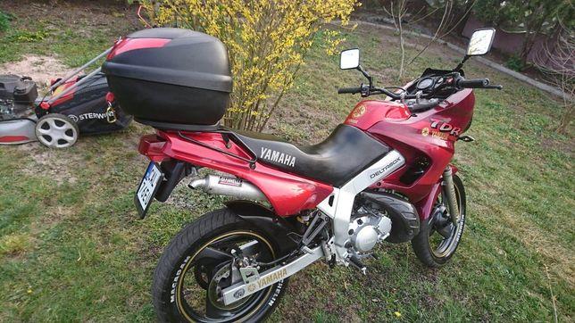 Yamaha TDR 125 6biegowy zamiana