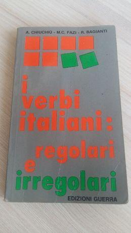 Włoskie czasowniki odmiana