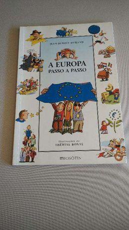 A Europa Passo a Passo de Jean-Benoît Durand