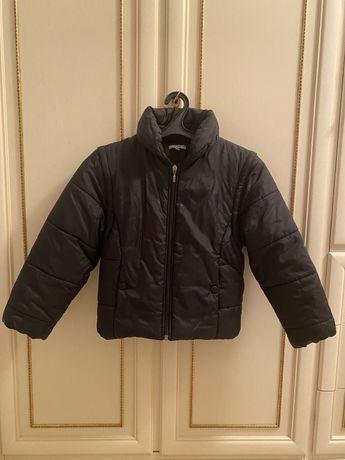 Демисезонная куртка на мальчика DKNY