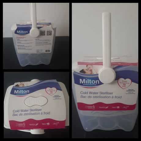 Sterylizator zimnej wody firmy Milton