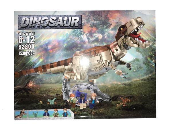 Klocki Dinosaur Mega Dinozaur 1538 elementów