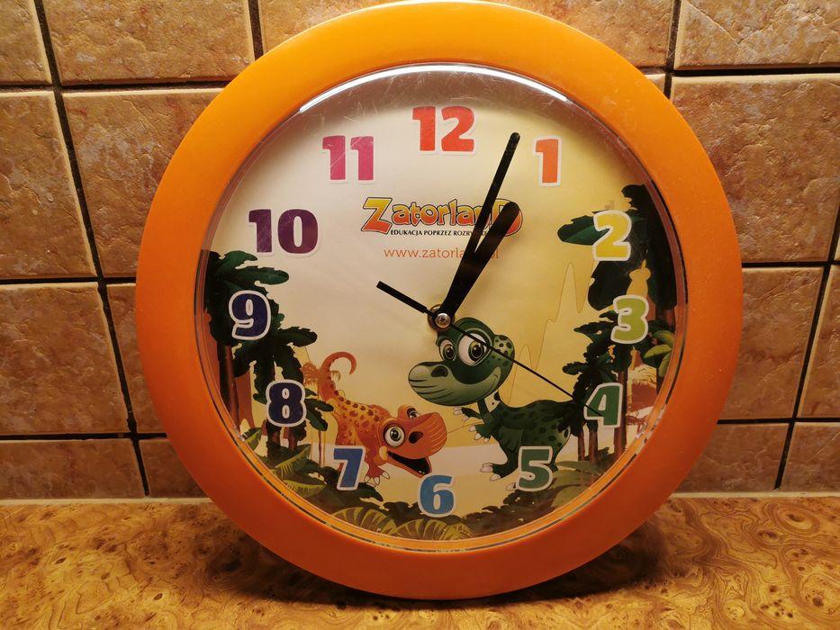 Zegar ścienny Dinozaury Świdnica - image 1