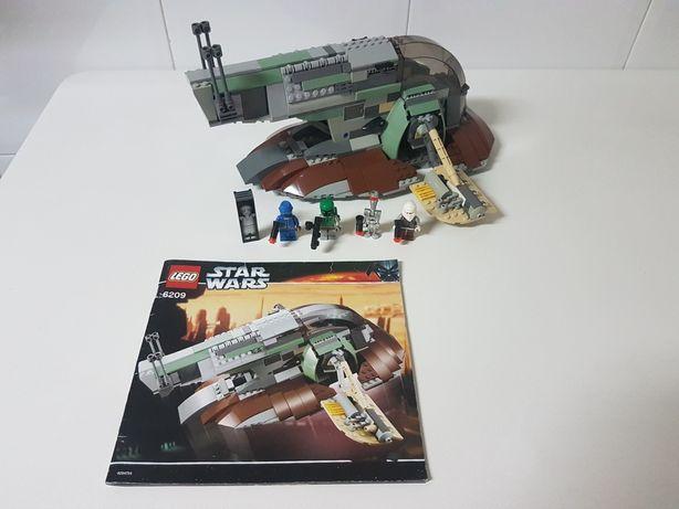 LEGO Star Wars 6209 - Slave I (2006)