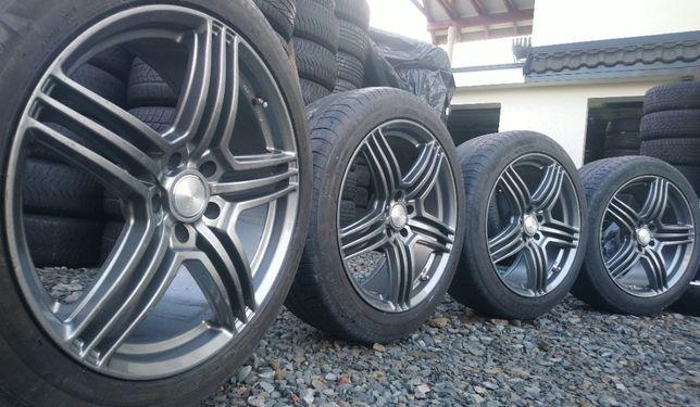 Koła WheelWorld 20 cali 5x120 ET45 Opony 255/45 BMW X5 VW Land Rover