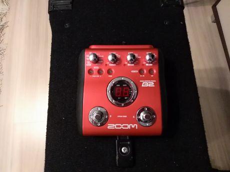 Zoom B 2 multiefekt basowy